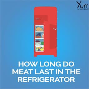 How Long do Meat Last in the Refrigerator