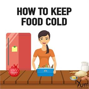 How to Keep Food Cold