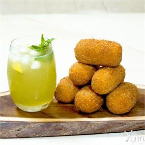 This Drink & Snack is Prefect to Serve at your Cocktail Party!