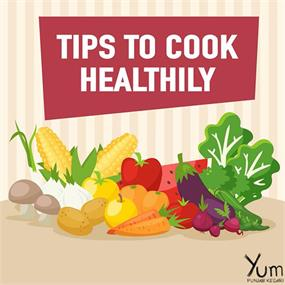 Tips to Cook Healthily