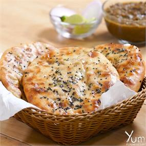 Stuffed Vegetable Kulcha