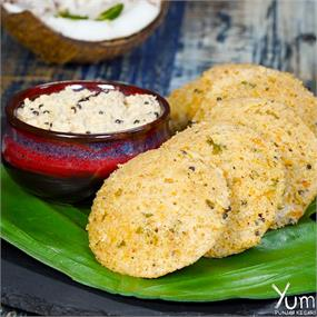 Healthy Oats Idli