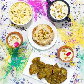 These traditional holi recipes will help you enjoy the festival to the fullest. 😋