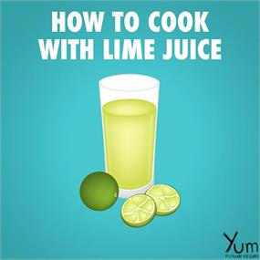 How to Cook With Lime Juice
