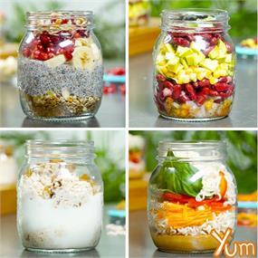 4 Ways Jar