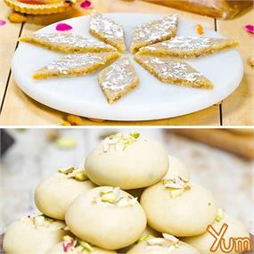 2 Way Desserts