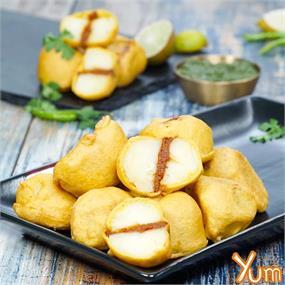 Pocket Potato Bites