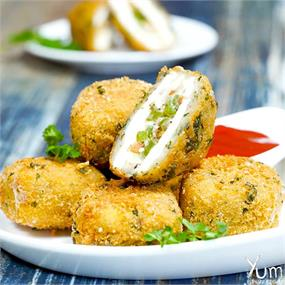 Paneer Cheese Bites