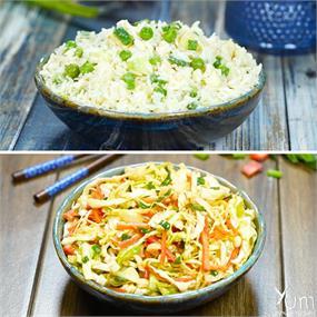 2 Ways Salad