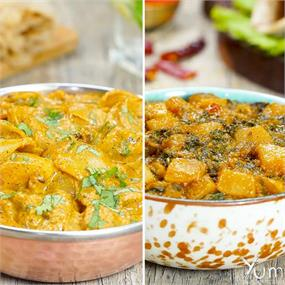 Quick & Easy Indian Sabzi Recipes.