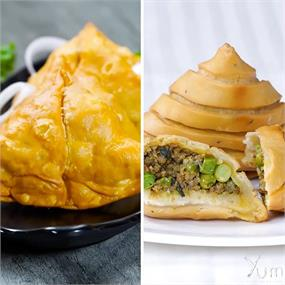 Try Our Mouthwatering Non Veg Samosa Recipes.😋