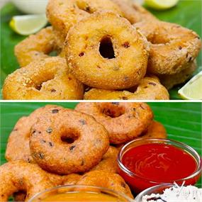 Easy To Make Vada Recipes.