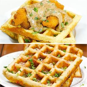Make These Tasty Waffle Recipes!
