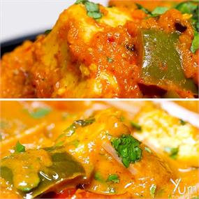 Make These Tasty Paneer Recipes!