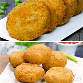 Try Our Crispy Cutlet Recipes.😋