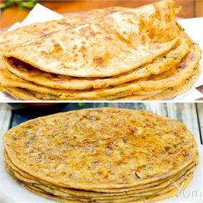Enjoy Our Tasty Paratha Recipes.😋