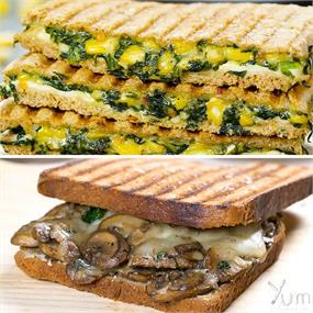 Try These Mouth-Watering Grilled Sandwich Recipes!🤤