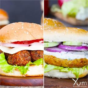 Check Out These Delicious Burger Recipes!🍔😋