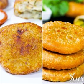 2 Ways Kachori