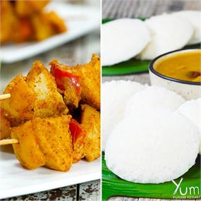 2 Ways Idli Recipes