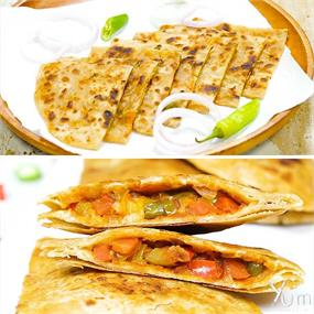 Try These Mouth-Watering Paratha Recipes!🤤