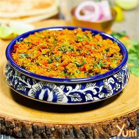Keto Broccoli Paneer Bhurji